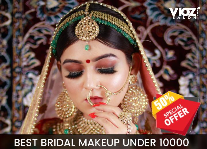 Bridal Makeup Under 10000
